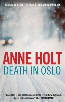 DEATH IN OSLO, Holt, Anne, 9781848876156