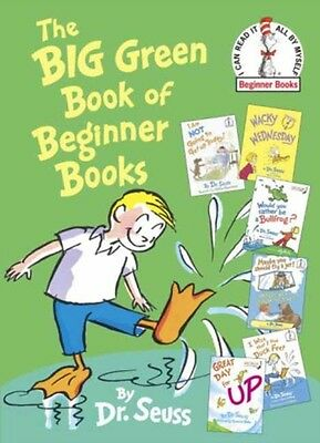 Big Green Book of Beginner Books (I Can Read It All by Myself Beginner Books) (.