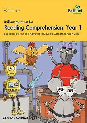 Brilliant Activities for Reading Comprehension, Year 1 (Paperback. 9780857474827