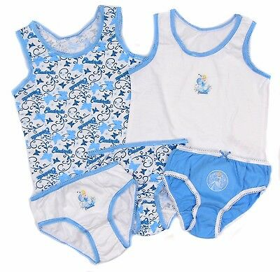 Cinderella Pants and Vests Gift Set 12-18 Months Only Two Vests Three Pants