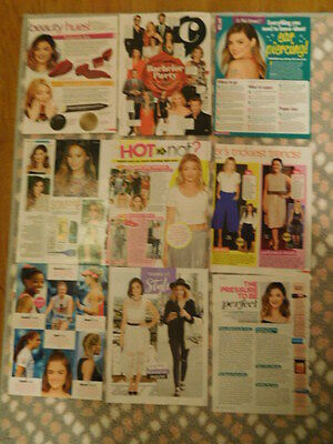RARE Lucy Hale Posters & Articles! Pretty Little Liars Ashley Benson Shay Troian