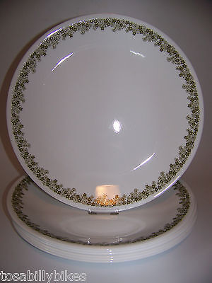"""Corelle Crazy Daisy Dinner Plates 10 1/4"""" replacement plate"""