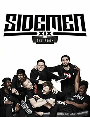 Sidemen: The Book by Sidemen, The Book The Cheap Fast Free Post