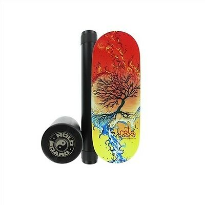 Rolo Board OG Training Pack Yellow Red Elements
