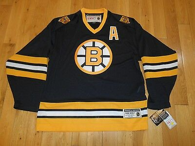 New CCM CAM NEELY BOSTON BRUINS Stitched NHL Heroes of Hockey 89-90 Men  Jersey 91c3d7ed7