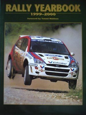 Rally Yearbook 1999-2000, L'Hermitte, Stefan and Philippe Joubin. Book The Cheap