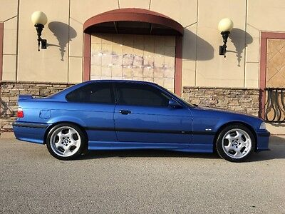 1999 BMW M3 Base Coupe 2-Door 1999 BMW M3 E36 Manual ONLY 57,620 PRISTINE MANUAL