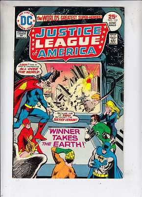 Justice League of America #119 strict FN/VF 7.0 High-Grade Batman 100s more up