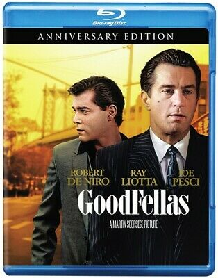 Goodfellas (25th Anniversary) [New Blu-ray] Anniversary Edition, Eco Amaray Ca