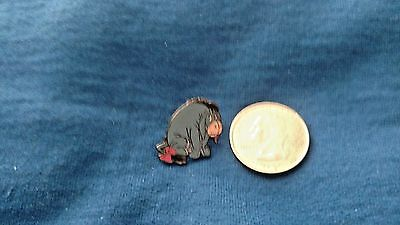 DISNEY Pin 10166 DLR GWP Pooh 100 Acres Woods Map Pin - Eeyore