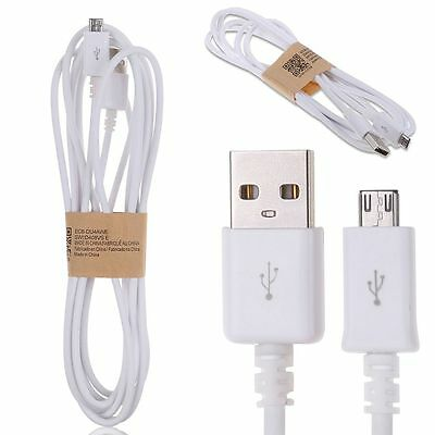 1M/2M/3M Micro USB Fast Rapid Charger Charging Data Sync Cord Cable For Android