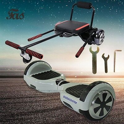 Self Balancing Electric Scooter Hover Board 2 Wheel Hoverboard Hover Go Kart New