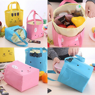 Portable Thermal Waterproof Cooler Picnic Travel Carry Tote Lunch Storage Bag UK