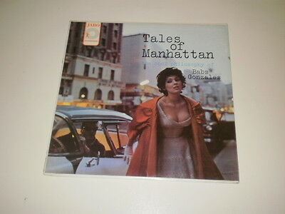 Tales Of Manhattan: The Cool Philosophy Of Babs Gonzales - LP MONO 1959 JARO USA