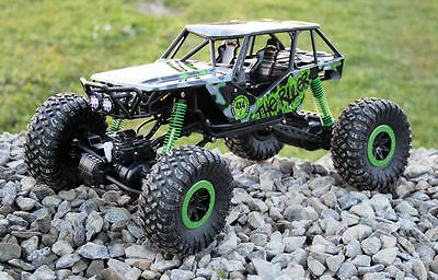 RC 2,4 Ghz Rock Crawler THE BEAST 4WD Allrad ferngesteuertes Auto Monster Truck