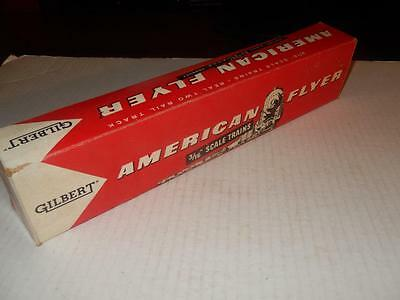 American Flyer -Post-War- Empty For For A 651 New Haven Baggage Car - Good- S14