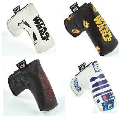 TaylorMade Golf Star Wars Blade Putter Headcover Limited Edition