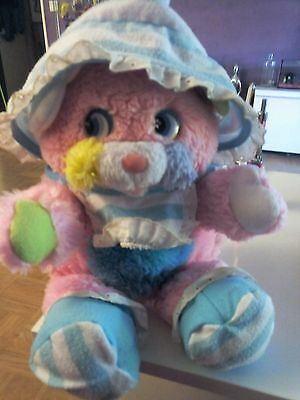 Popples crisby baby rose vintage