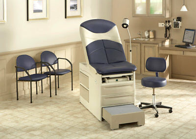 Brewer Access High-Low Exam Table 6001 Black