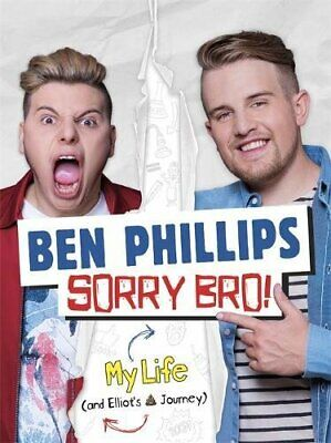 Sorry Bro! by Phillips, Ben Book The Cheap Fast Free Post
