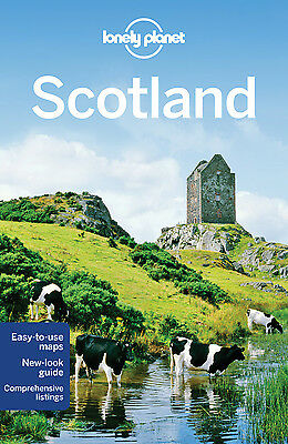 Lonely Planet SCOTLAND 8 (Travel Guide) - BRAND NEW PAPERBACK