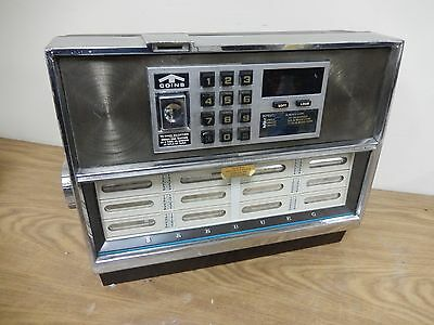 Seeburg Jukebox Digital Electronic Consolette Wallbox DEC 1