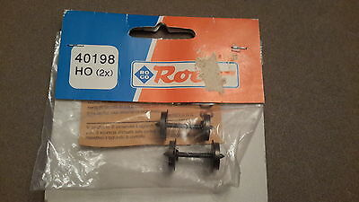Roco HO  wheelset- part 40198 - new-old stock, unopened