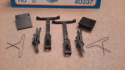 Roco HO coupling set replacement - part 40337 - new - opened just for the photo