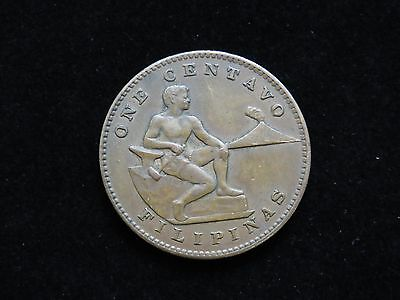 Nice 1944 U.s. Issue Philippines One Centavo Coin Lot 1027