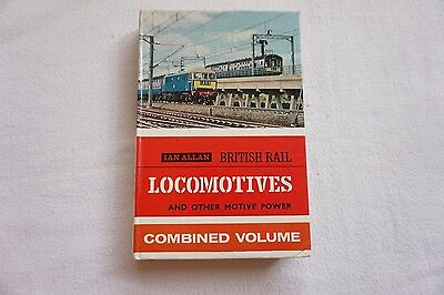 1965 BR Locomotives Motive Power Combined Volume abc Book Ian Allan