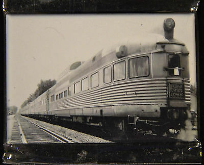 "2x3"" Steam Train Historical Photo MAGNET Streamliner CB&Q TWIN CITIES ZEPHYR"