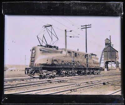 "2x3"" Steam Train Historical Photo MAGNET Pennsylvania Electric PRR GG1 4820"