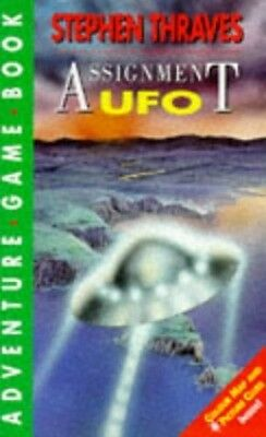 Assignment UFO (Compact Adventure Game Books), Thraves, Stephen Paperback Book