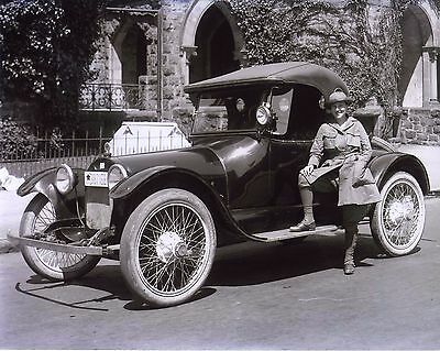 1919 Buick Roadster 8X10 Photo