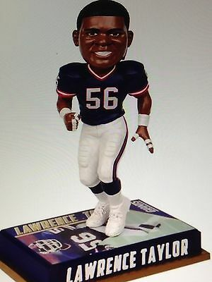 LAWRENCE TAYLOR New York Giants NFL LEGEND EXCLUSIVE Bobblehead IN STOCK