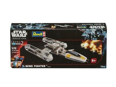 Revell 06699 - 1/72 Star Wars Rogue One - Y-Wing Fighter - Neu