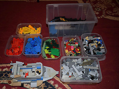 LEGO large collection of various pieces 2kg good condition