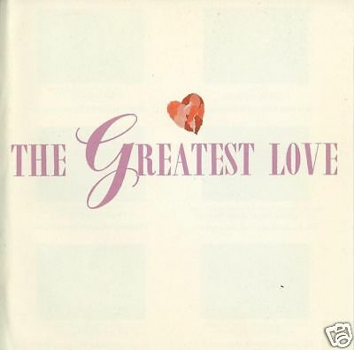 The Gratest Love - 30 Love Songs Of All Time (2Cd)