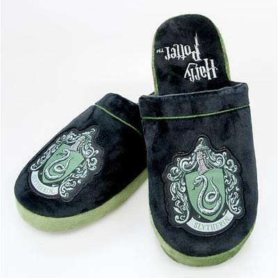 Harry Potter - Slytherin Anti-slip Sole Mule Slippers  - New & Official Warner