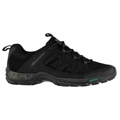 Karrimor Mens Summit Lace Up Breathable Shoes Outdoor Walking Trekking Hiking