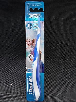 Oral B FROZEN Pro-Expert Stages 8+ Years Manual Toothbrush - Soft
