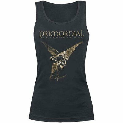 PRIMORDIAL Where Greater Men Have Fallen - Angel GIRLIE-TANK