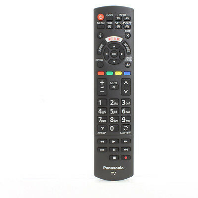 "Panasonic Remote Control For TX-40DX600B 40"" 4K UHD TV LED LCD TV Freeview"