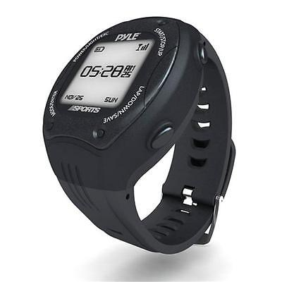 Sports Sports Multi-Function Digital LED Sports Training Watch with GPS Navig...