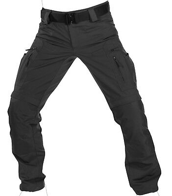 UF Pro ® P-40 All Terrain Tactical Pants Schwarz Black Einsatzhose