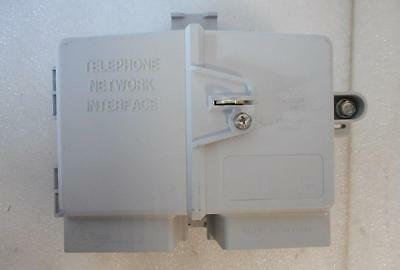 *New* SNI-4300 Telephone Network Interface Indoor/Outdoor Wall Box