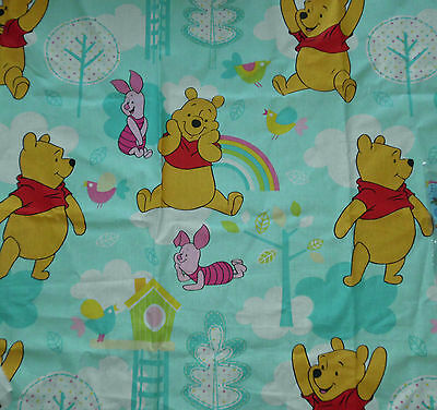 WINNIE THE POOH and FRIENDS (4 to choose from) COT QUILT & DOONA BRAND NEW