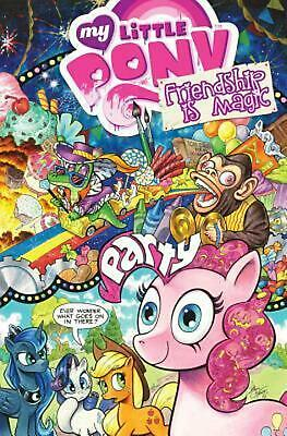 My Little Pony: Friendship Is Magic Volume 10 by Christina Rice (English) Paperb