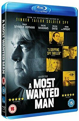 A Most Wanted Man [Blu-ray] [2014] - DVD  18VG The Cheap Fast Free Post