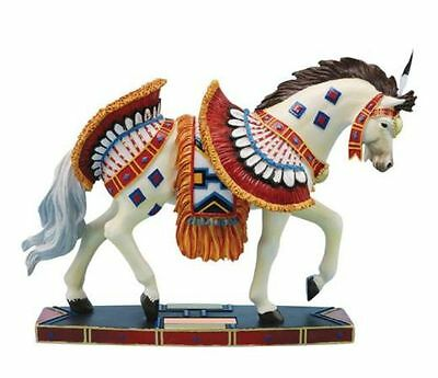 Horse of a Different Color Bird Dancer Figurine #20384